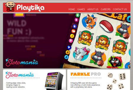 米カジノホテルチェーンのCaesars、イスラエルのソーシャルゲームディベロッパーPlaytikaを買収