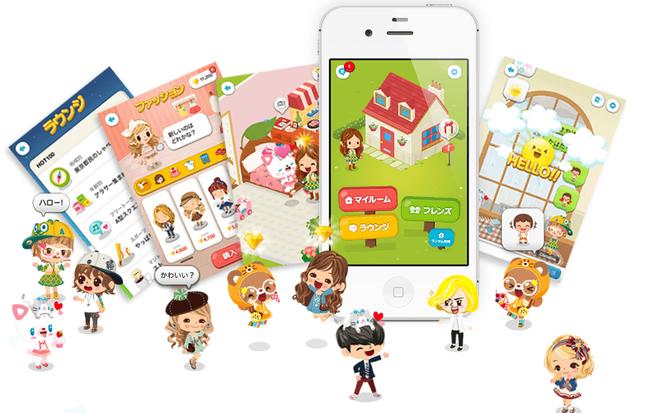 「LINE」の仮想空間アプリ「LINE Play」、本日より正式サービスを開始!1