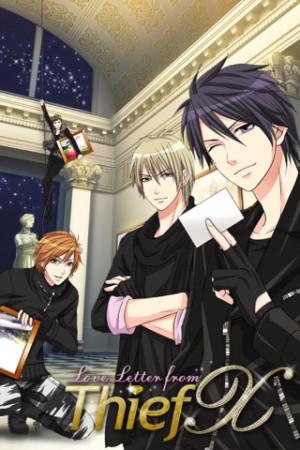 ボルテージ、恋ゲーム「怪盗X 恋の予告状」の英語版「Love Letter From Thief X」をリリース1