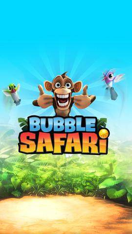 Zynga、パズルゲーム「Bubble Safari」のiOSアプリ版をリリース1