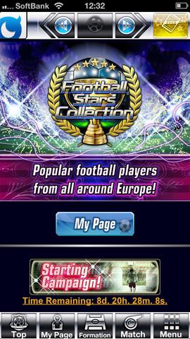 Cygames、ソーシャルカードゲーム 「サカつく S ワールドスターズ」 の北米・欧州iOS版をリリース1
