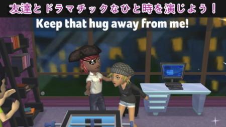 Zynga、内製タイトルとしては初となるiOS向けフル3Dソーシャルゲームアプリ「Party Place」をリリース3