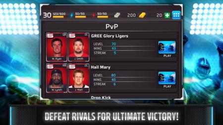 GREE International、NFL公認ソーシャルゲーム「NFL Shuffle」をリリース2