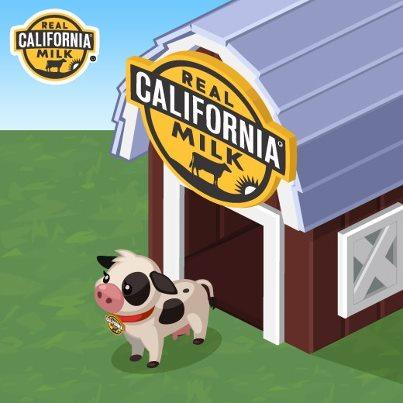 EAのソーシャルゲーム「The Sims Social」、乳製品ブランドの「REAL CALIFORNIA MILK」とタイアップ