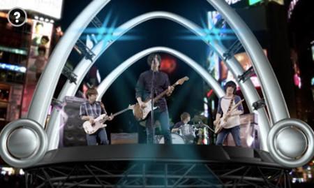 ソニー、ポスターにスマホをかざすとライブが始まるAR音楽フェス「Headphone Music Festival」を実施2