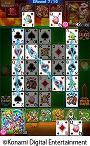 KONAMI、ソーシャルゲーム「ドラゴンコレクション」にポーカー要素を加えた新作タイトル「ドラコレ&ポーカー」を近日発表!2