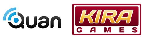 クオン、タイのスマホ向けゲームディベロッパーのKiragamesと業務提携