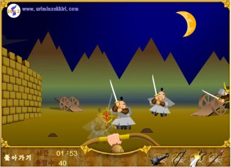 ハエになった安倍首相を叩いてみたり---北朝鮮のプロパガンダ用ブラウザゲーム4
