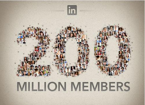 ビジネスSNSのLinkedIn、2億ユーザー突破