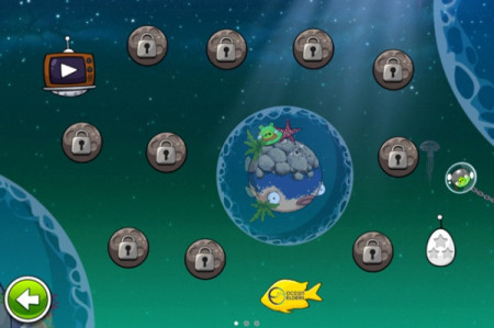 Angry Birdsの宇宙版「Angry Birds Space」、海洋生物保護団体のOceanEldersとコラボ2