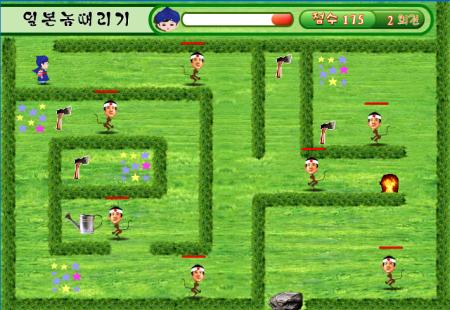 ハエになった安倍首相を叩いてみたり---北朝鮮のプロパガンダ用ブラウザゲーム3