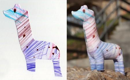 子供の絵を3Dプリンタで立体化しよう!---3Dプリントサービス「Crayon Creatures」1