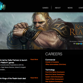 アイルランドのソーシャルゲームディベロッパーDigit Game Studios、250万ドル資金調達