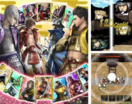 カプコン、ソーシャルゲーム「戦国BASARA カードヒーローズ」をリニューアルしタイトルを「戦国BASARA カードヒーローズ・祭」に変更2