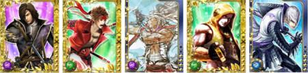 カプコン、ソーシャルゲーム「戦国BASARA カードヒーローズ」をリニューアルしタイトルを「戦国BASARA カードヒーローズ・祭」に変更3
