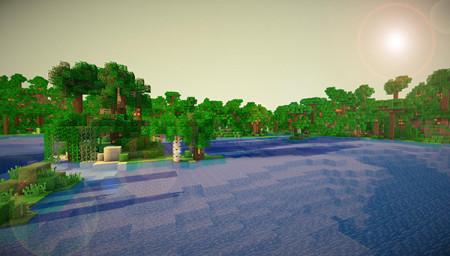 壮大な計画! Minecraftで作られた1:1500スケールの地球3
