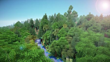 壮大な計画! Minecraftで作られた1:1500スケールの地球2