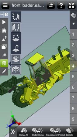 Dassault Systemes、CADビューワー「eDrawings」のiPadアプリ版にAR機能を追加2
