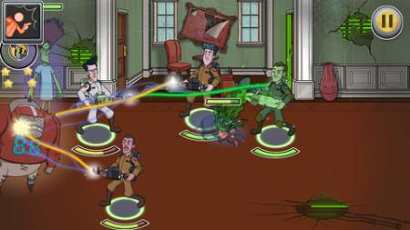 ビーライン、映画「ゴーストバスターズ」を題材にしたiOS向けゲームアプリ「Ghostbusters」をリリース2