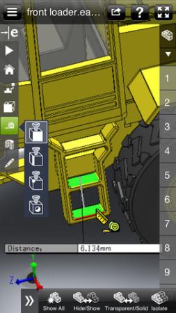 Dassault Systemes、CADビューワー「eDrawings」のiPadアプリ版にAR機能を追加3