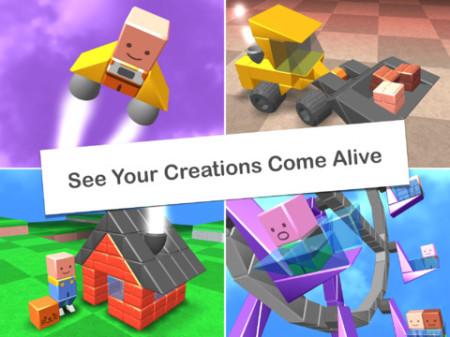 Second Life運営の米Linden Lab、スウェーデンのモノ作りiPadアプリ「Blocksworld」を買収2