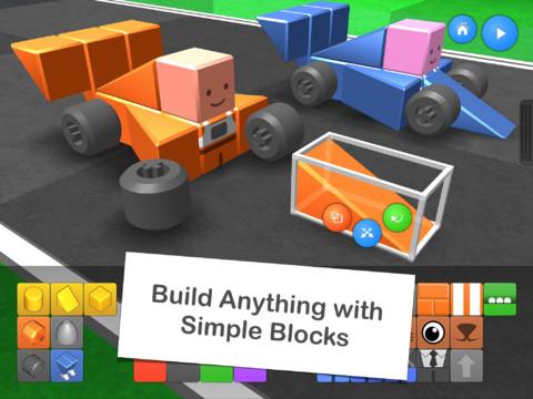 Second Life運営の米Linden Lab、スウェーデンのモノ作りiPadアプリ「Blocksworld」を買収1