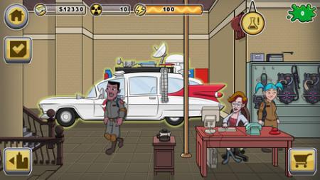 ビーライン、映画「ゴーストバスターズ」を題材にしたiOS向けゲームアプリ「Ghostbusters」をリリース3