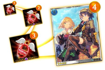 Cygames、ソーシャルゲーム「神撃のバハムート」にてアサヒ飲料&ローソンとのタイアップキャンペーンを実施2