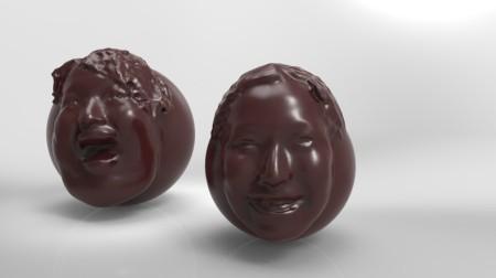 """ものづくり女子限定! 3Dスキャナ&3Dプリンタを使って""""自分型チョコレート""""を贈ろう!2"""