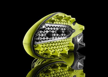NIKE、3Dプリンタで製作したサッカーシューズ「Vapor Laser Talon」を発表3