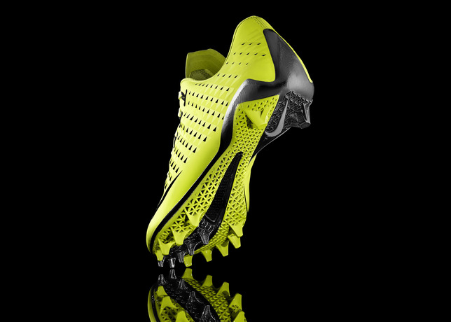 NIKE、3Dプリンタで製作したサッカーシューズ「Vapor Laser Talon」を発表1