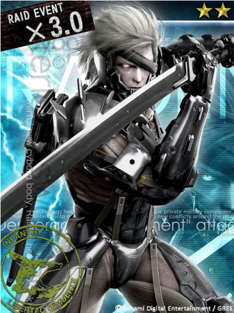KONAMIのスマホ向けソーシャルゲーム「METAL GEAR SOLID SOCIAL OPS」、「METAL GEAR RISING REVENGEANCE」とコラボ!1