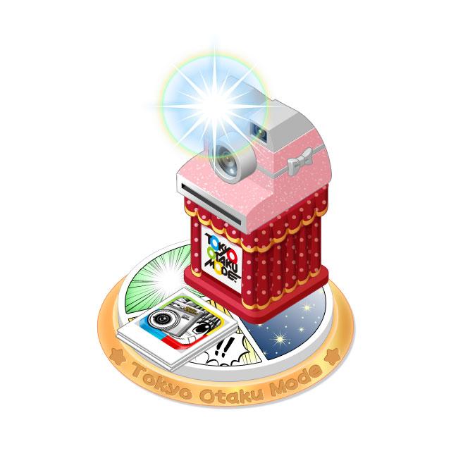 iOS向けゲームアプリ「Hello Kitty World」、Tokyo Otaku Modeのカメラアプリ「オタクカメラ」とコラボ!1
