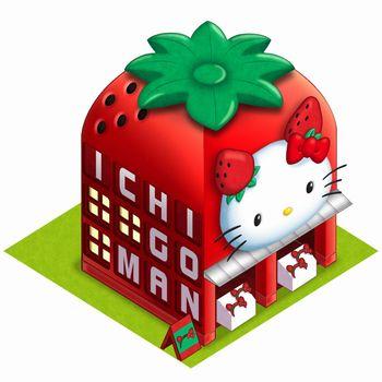 サンリオキャラの遊園地を作るiOS向けゲームアプリ「Hello Kitty World」、100万ダウンロード突破!3