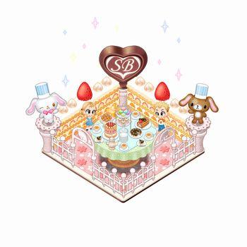 サンリオキャラの遊園地を作るiOS向けゲームアプリ「Hello Kitty World」、100万ダウンロード突破!4