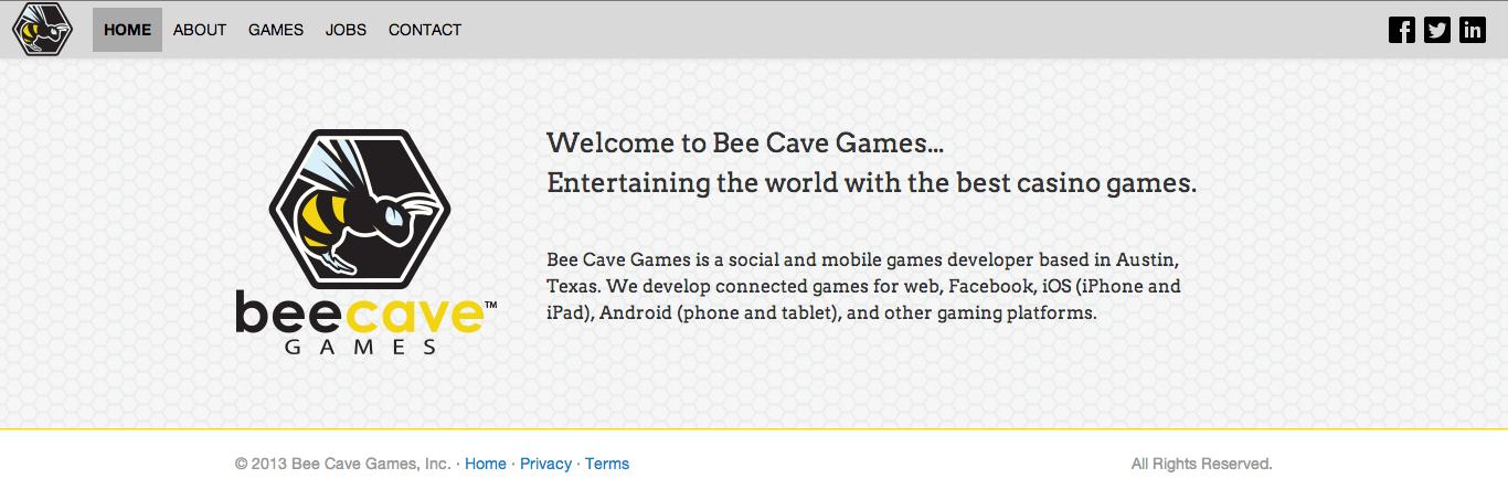元Zynga社員が立ち上げたソーシャルゲームディベロッパーBee Cave Games、シード・ラウンドで140万ドル調達
