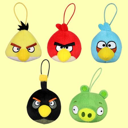 """日本オリジナル! Angry Birdsの""""みんなのくじ""""が3月上旬に登場!1"""