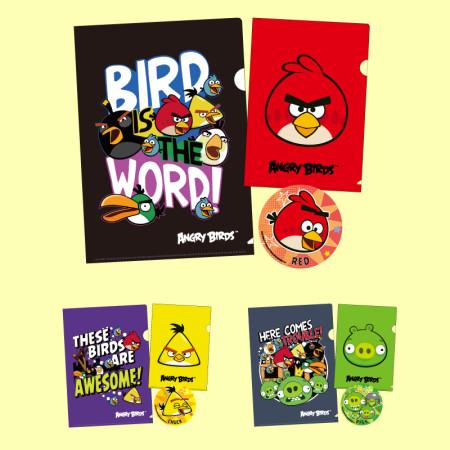 """日本オリジナル! Angry Birdsの""""みんなのくじ""""が3月上旬に登場!2"""