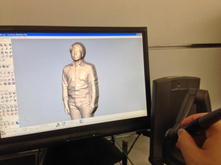 """今度はものづくり男子限定! 3Dスキャナ&3Dプリンタを使って""""自分型グミ""""を作ろう!2"""