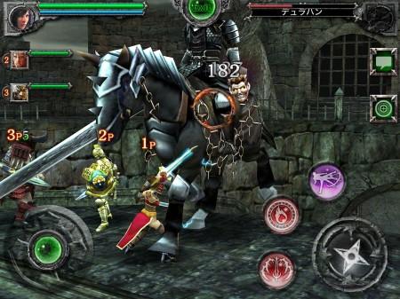 セガネットワークス、中国と韓国でもスマホ向けアクションRPGアプリ「Kingdom Conquest II」を提供開始1