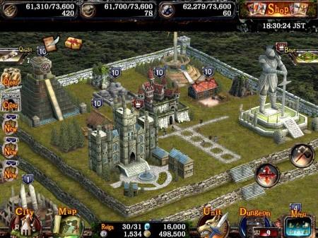 セガネットワークス、中国と韓国でもスマホ向けアクションRPGアプリ「Kingdom Conquest II」を提供開始2