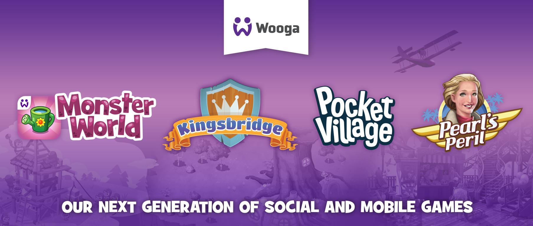ドイツのソーシャルゲームディベロッパーのWooga、今度はモバイル向けのミッドコアタイトルに注力