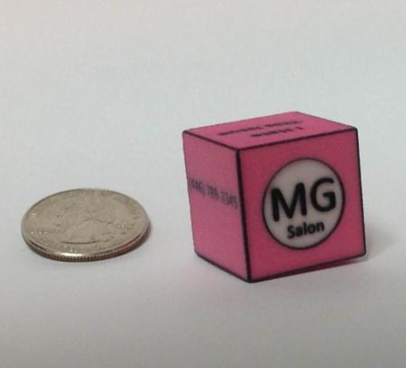 これで営業活動もバッチリ! 3Dプリンタで作るキューブ型名刺「CallingCube」3