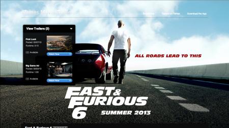 Kabam、映画「Fast & Furious 6」のソーシャルゲームを開発