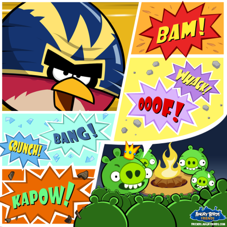 Angry Birds、今度はショートアニメ化! 公開は今春を予定