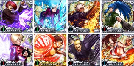 SNKプレイモア、Mobageにてソーシャルカードゲーム「KOF×餓狼伝説」を提供開始2
