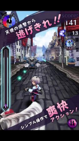 サイバーコネクトツーがソーシャルゲームに参入 GREEにてスマホ向けアクションゲーム「Shadow Escaper」をリリース2
