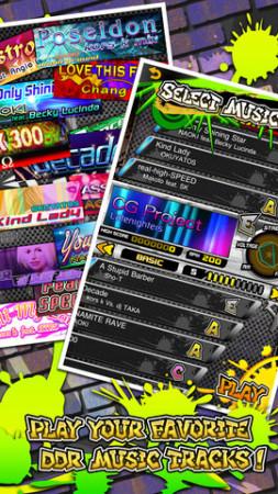 KONAMI、米App StoreにてダンスダンスレボリューションのiOSアプリ版「DDR Dance Wars」をリリース2