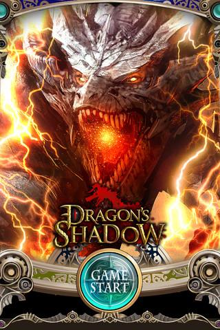 ジークレスト、iOS向け本格ソーシャルRPG「ドラゴンズシャドウ」をリリース!1