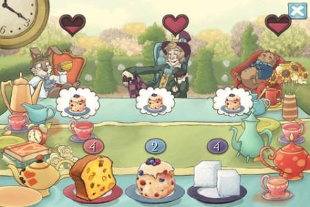 ポッピンゲームズジャパン、iOS向けソーシャルゲームアプリ「アリスの不思議なティーパーティー」をリリース3